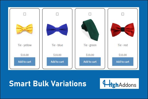 smart bulk variations